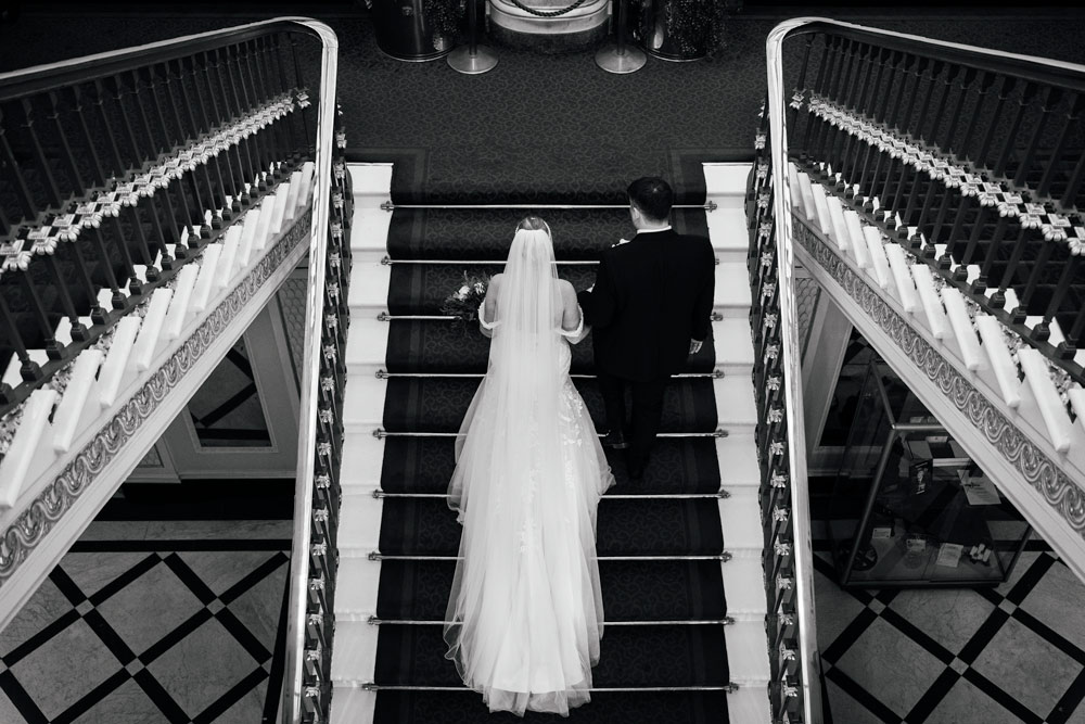 First steps Mr & Mrs