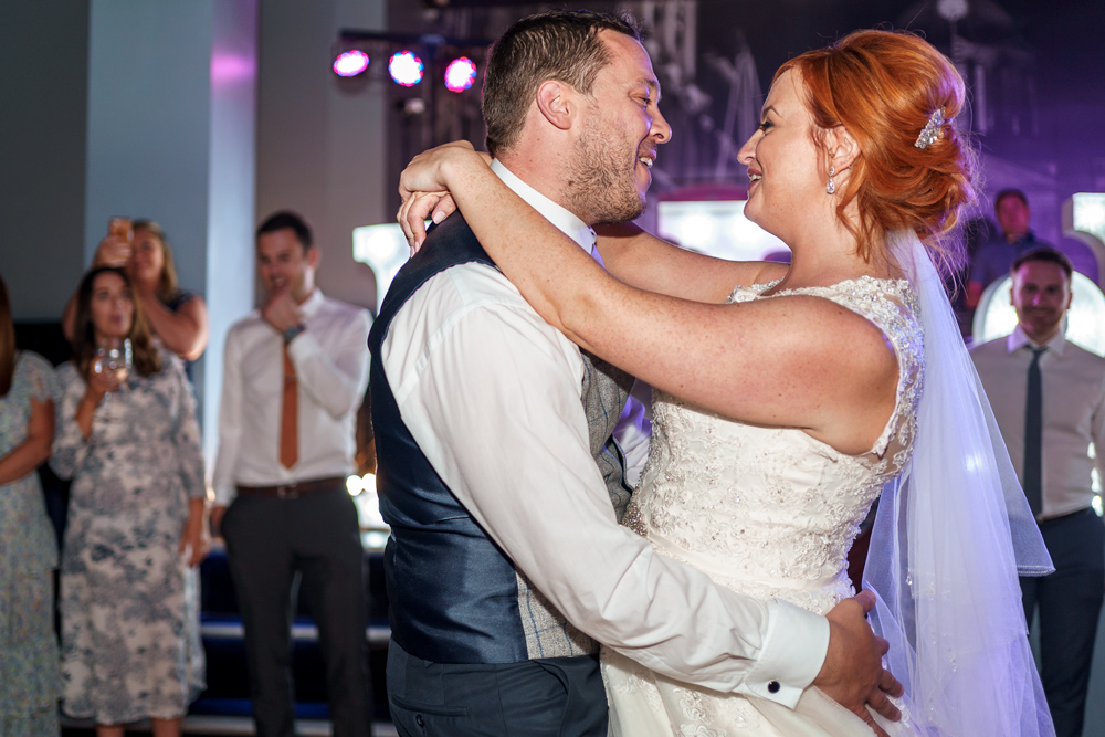 Mr & Mrs First dance