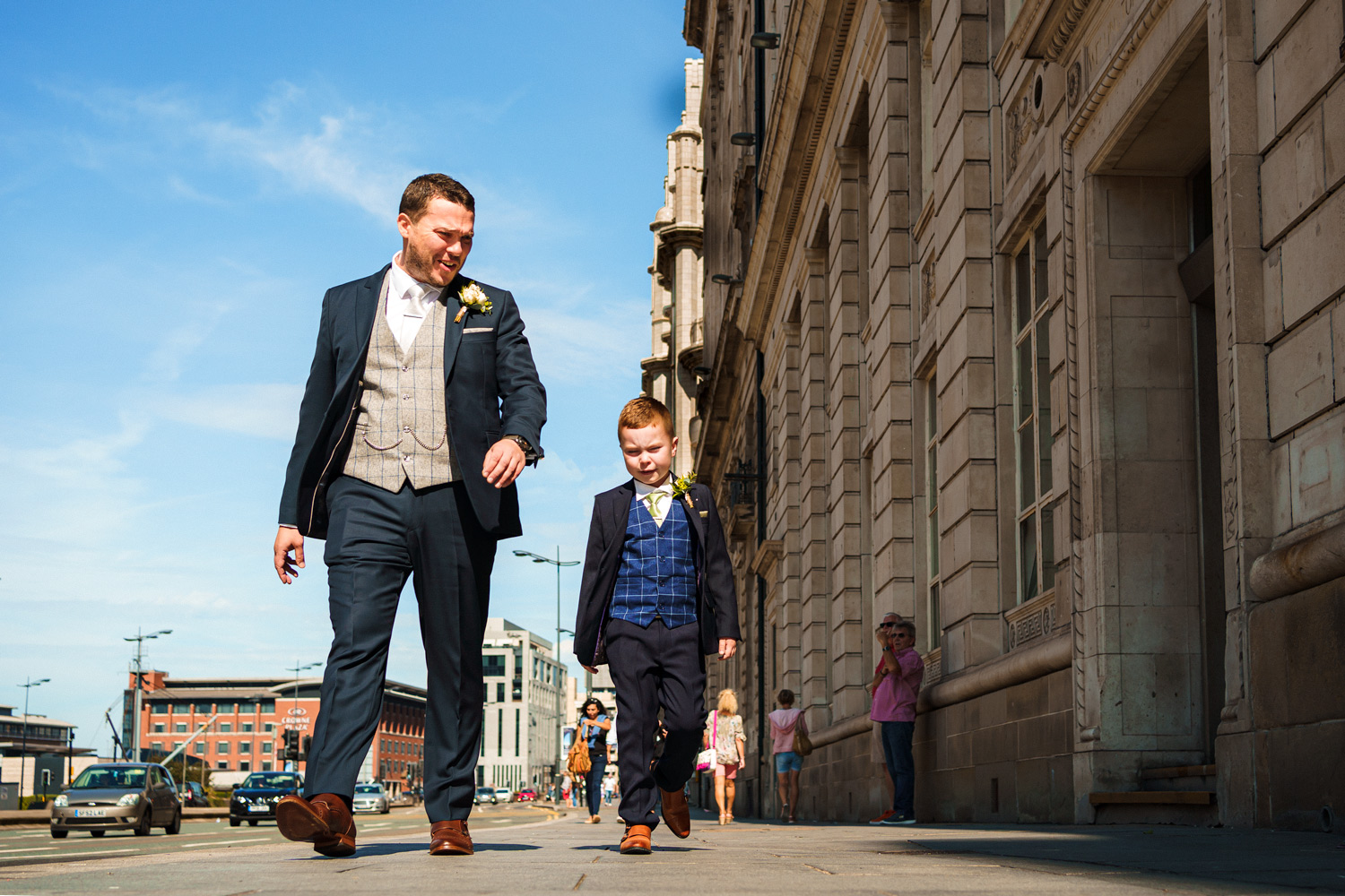 Groom and son liverpool the bentley