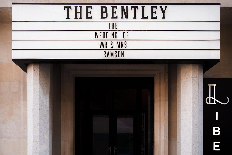 The bentley liverpool