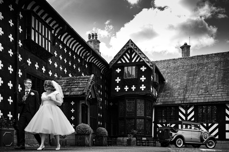 Samlesbury hall Wedding