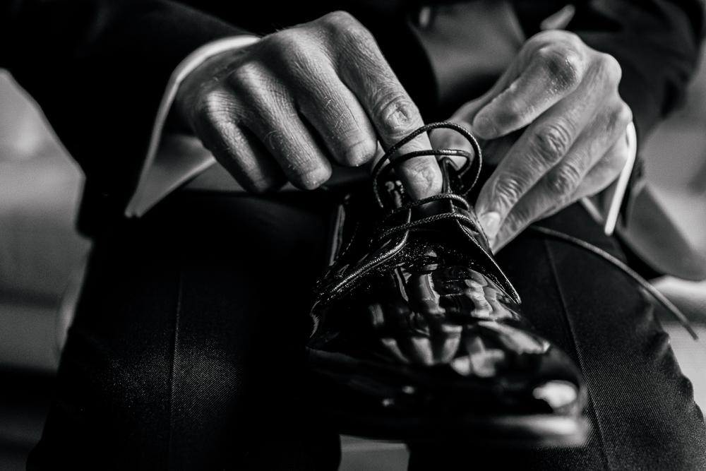 groom prep details