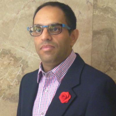 Headshot of Raj Vijan