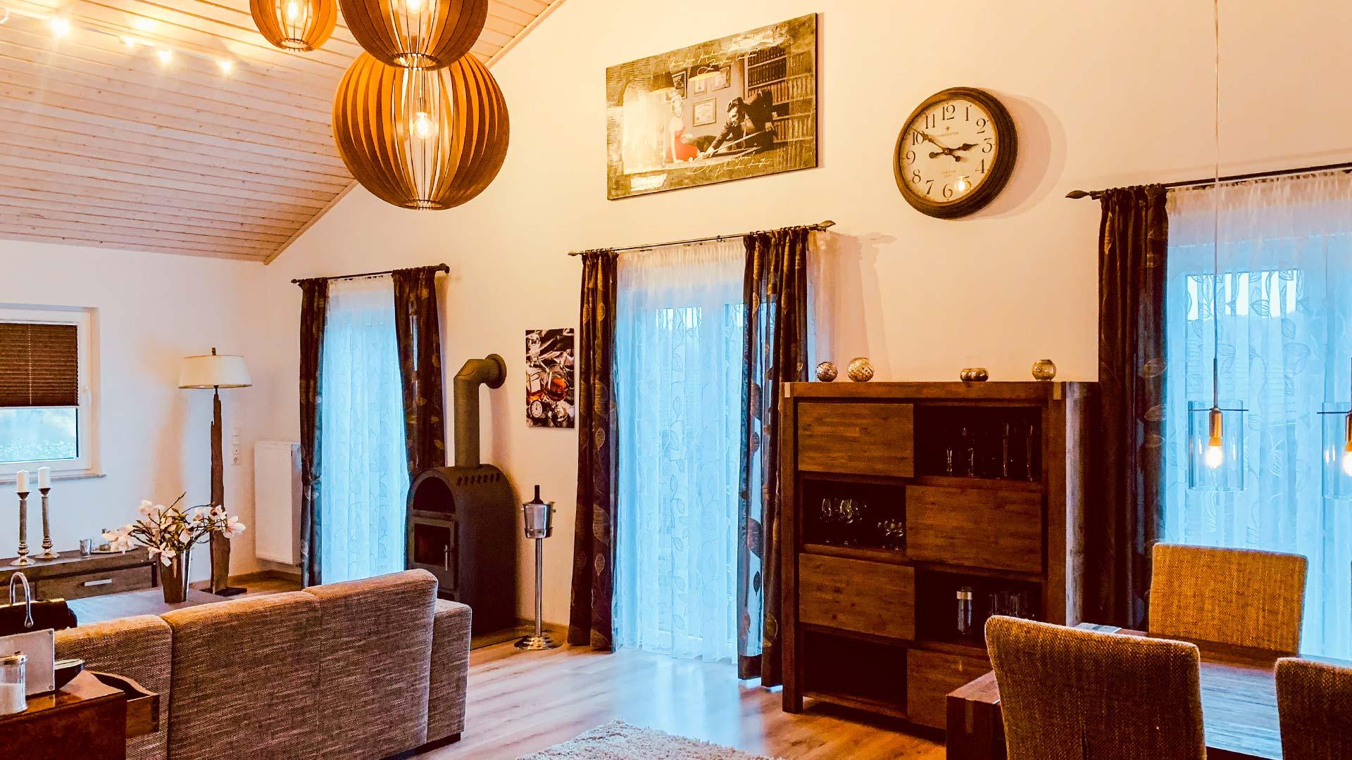 Ferienhaus Rieden Zimmer