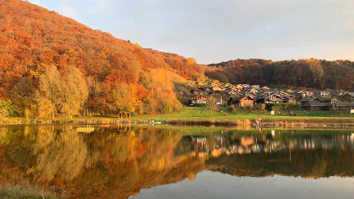 Ferienhaus Rieden Waldsee