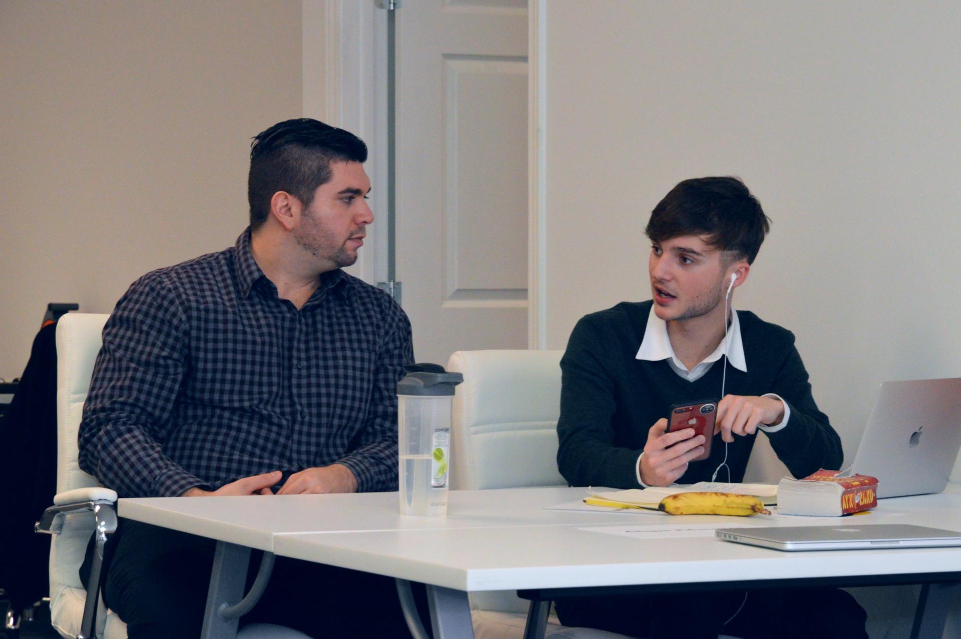 Program Entrepreneur And Mentor
