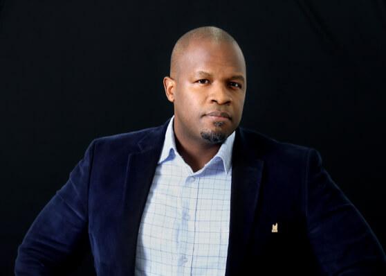 Eric Njanga, founder and CEO of Rafiki Digital.