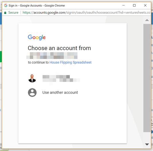 Copy Google Sheets