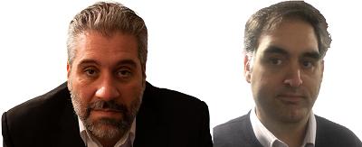 Jose Angel Corral y Oscar Sanz