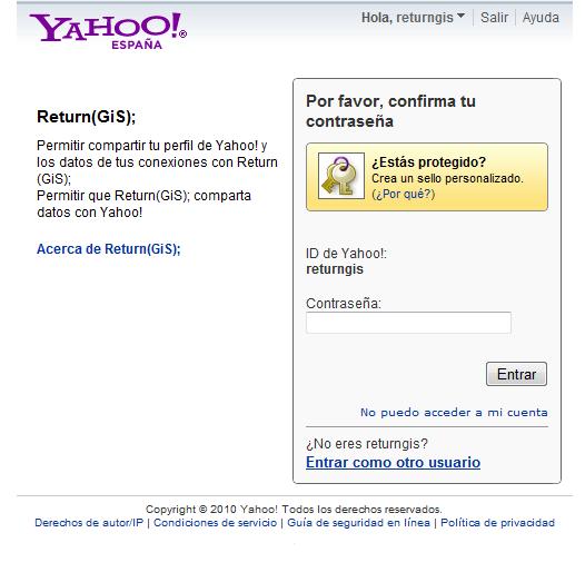 Authorize-Yahoo