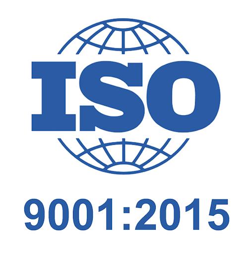 Logo ISO 9001 2015