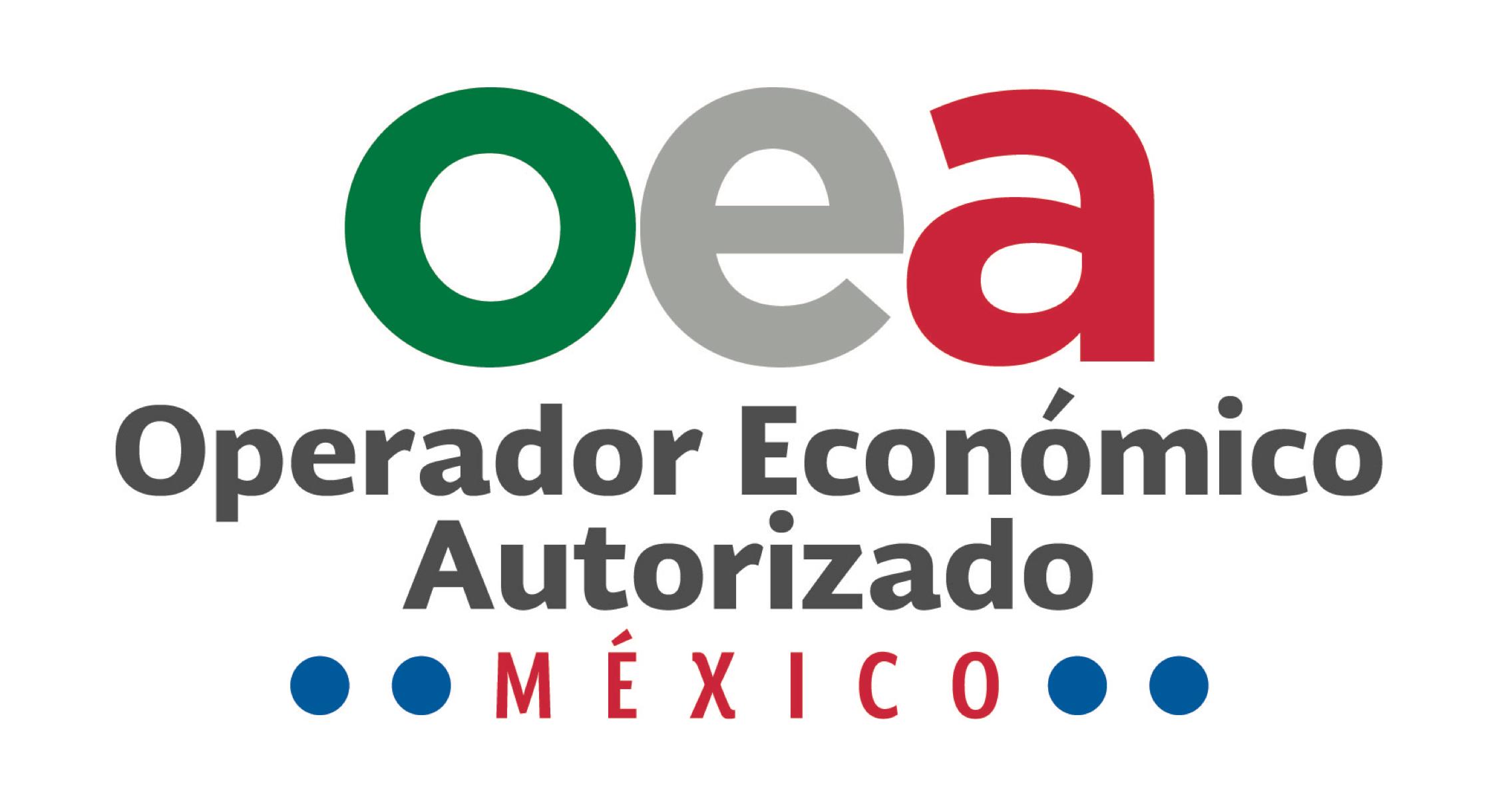 Logo operador Económico Autorizado
