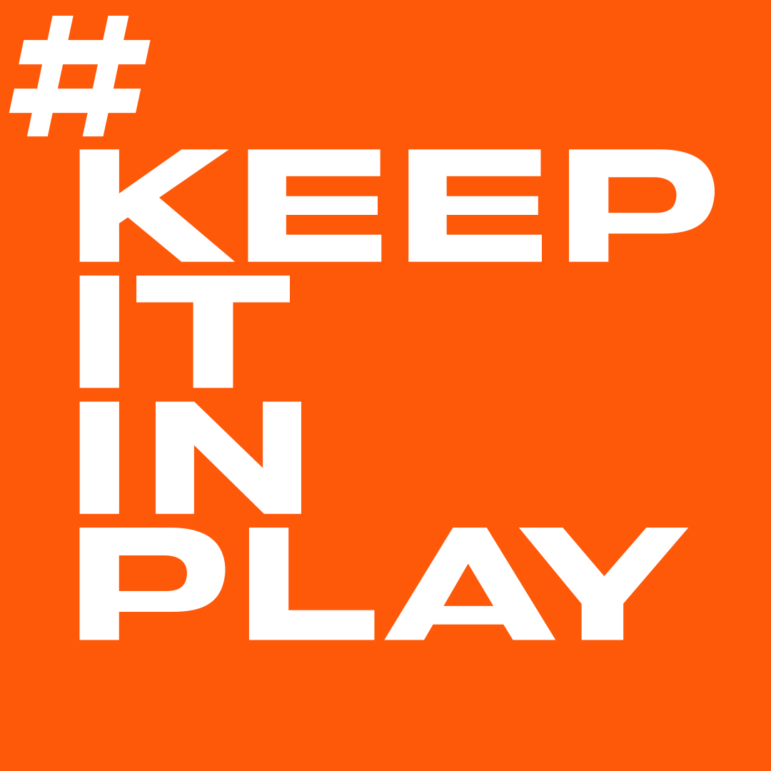 Support the Performing Arts! #KeepItInPlay