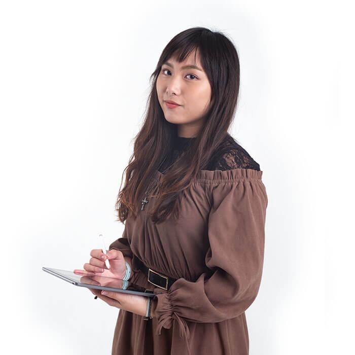 Media Studio Hong Kong Jessie Chan