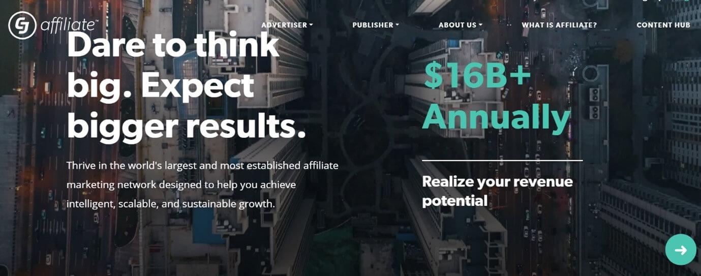 CJ-affiliate-network