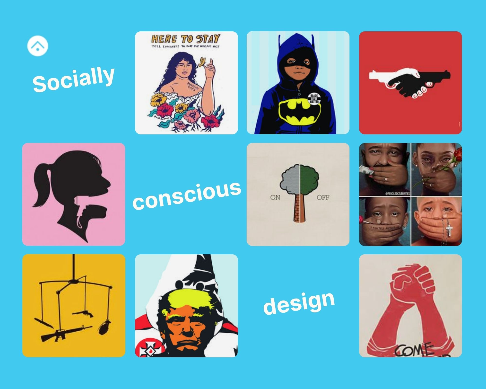 social conscious design examples