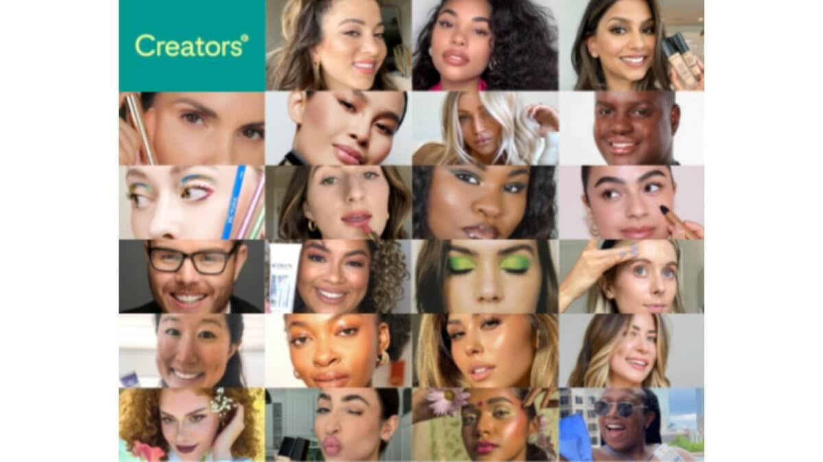 L'Oréal💄uses Pinterest creators for content marketing