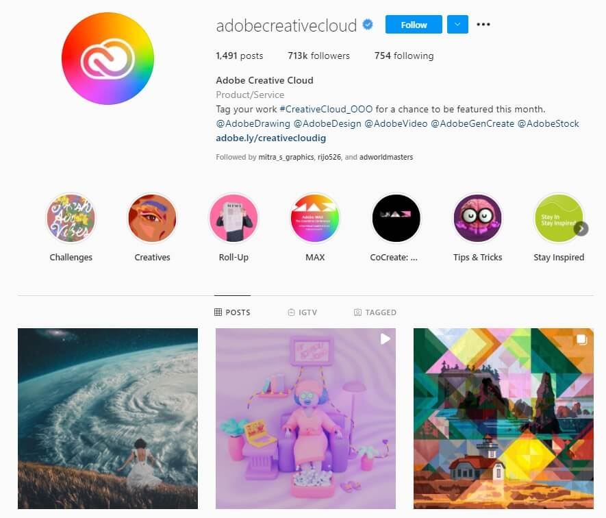 user generated content adobe cloud