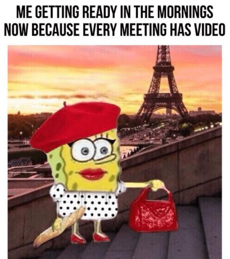 sorry, my Wi-Fi is weak right now spongebob meme