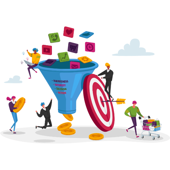 social media communities affect your sales funnel