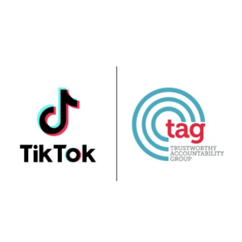 TikTok gains TAG brand safety certification