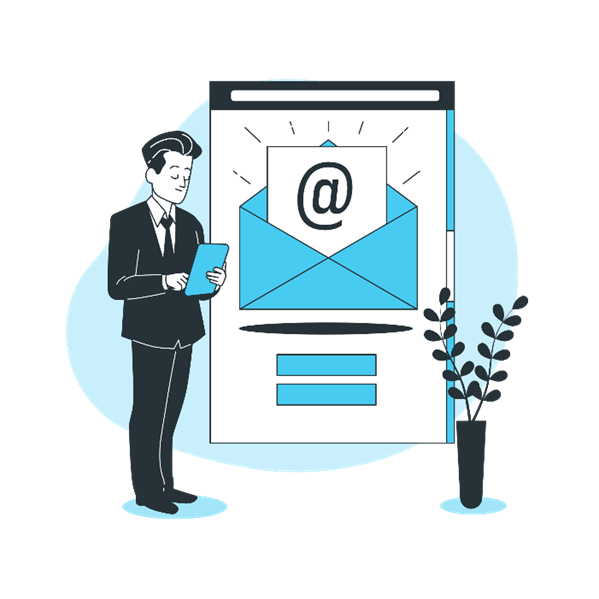 Email marketing by Tomlinson