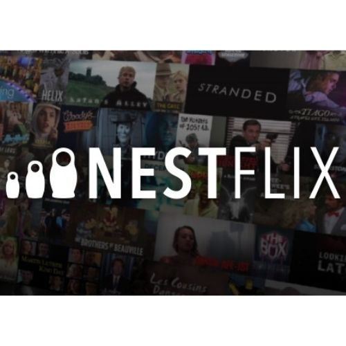 Netflix paraody Nestflix set to offer content