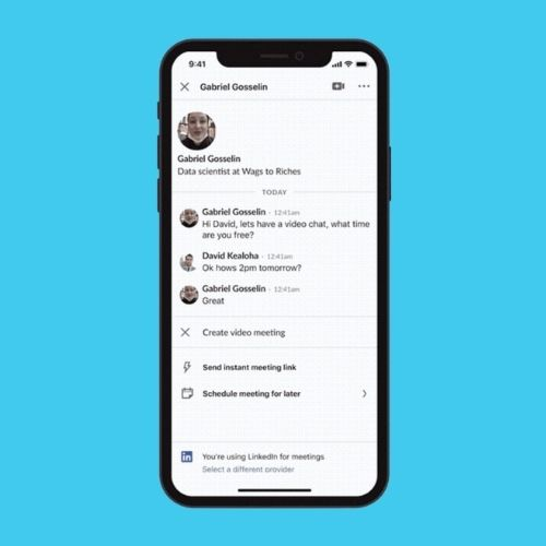LinkedIn adds video meeting feature to make communication more effective