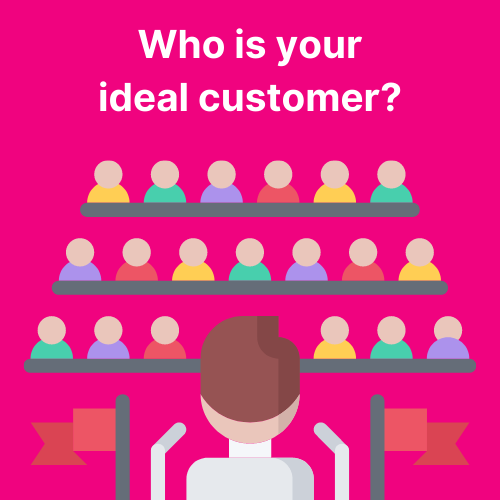 Who is your ideal customer while creating buyer persona