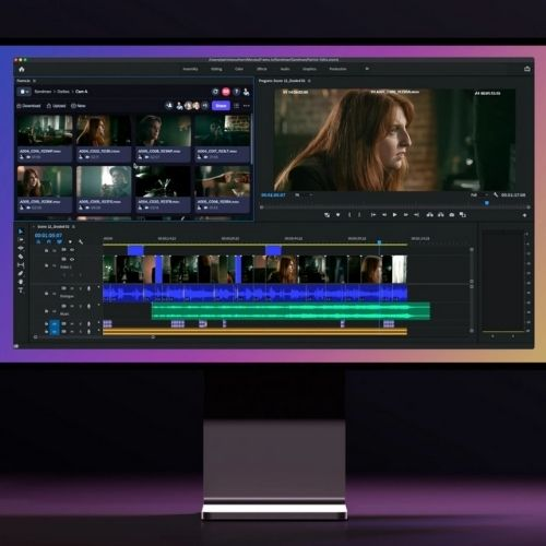 Adobe acquired Frame.io