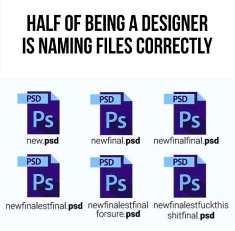 Designer meme