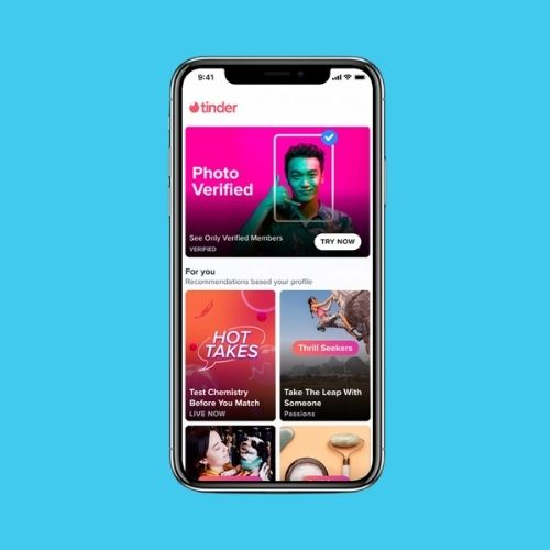 Tinder adds a new home for social features with the launch of Tinder Explore