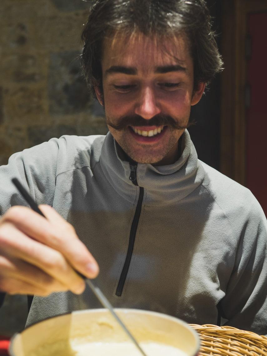 fondue fromage jura