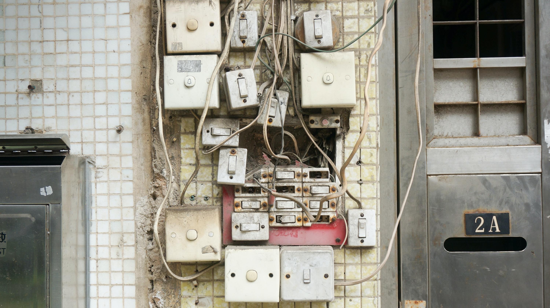 overloaded powerboard