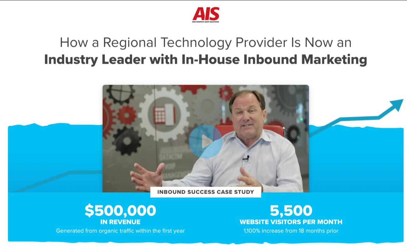 Technology provider AIS
