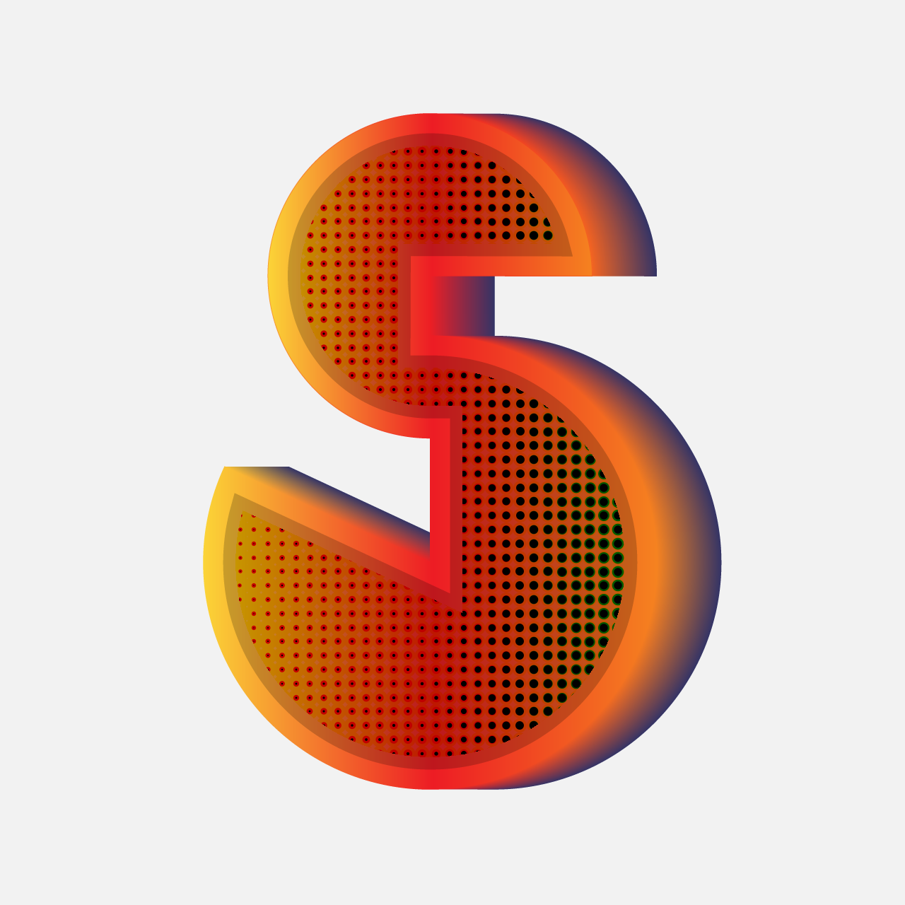 My 5 submission for 36 Days of Type