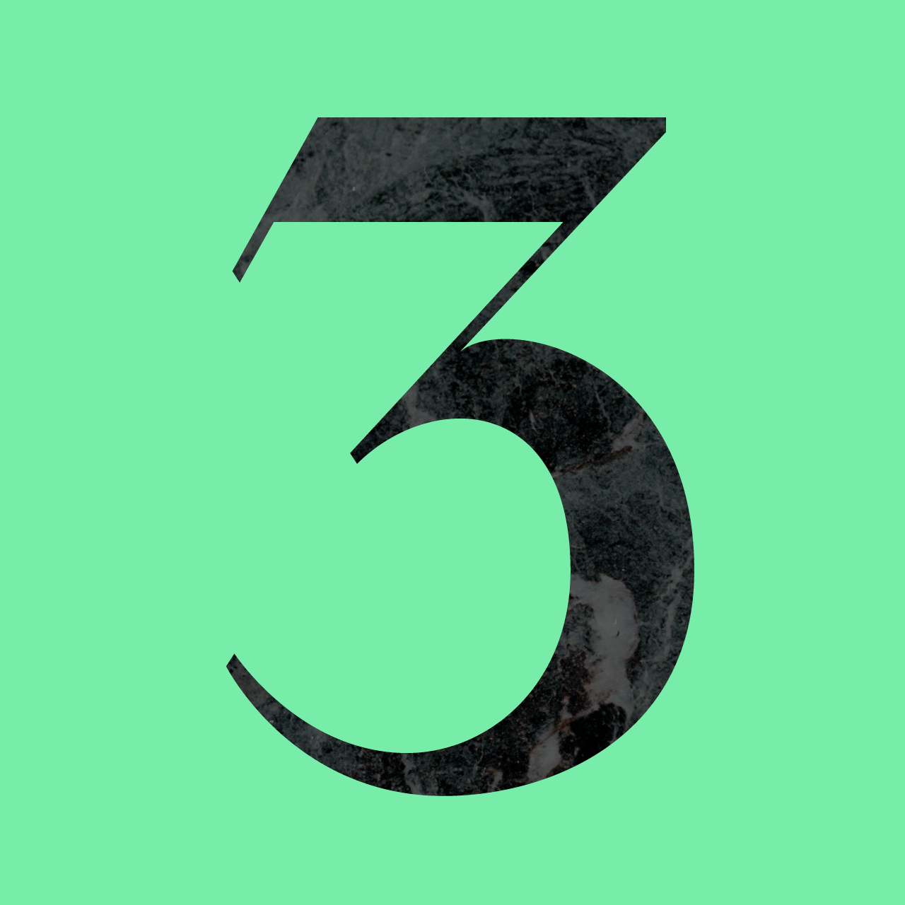 My 3 submission for 36 Days of Type