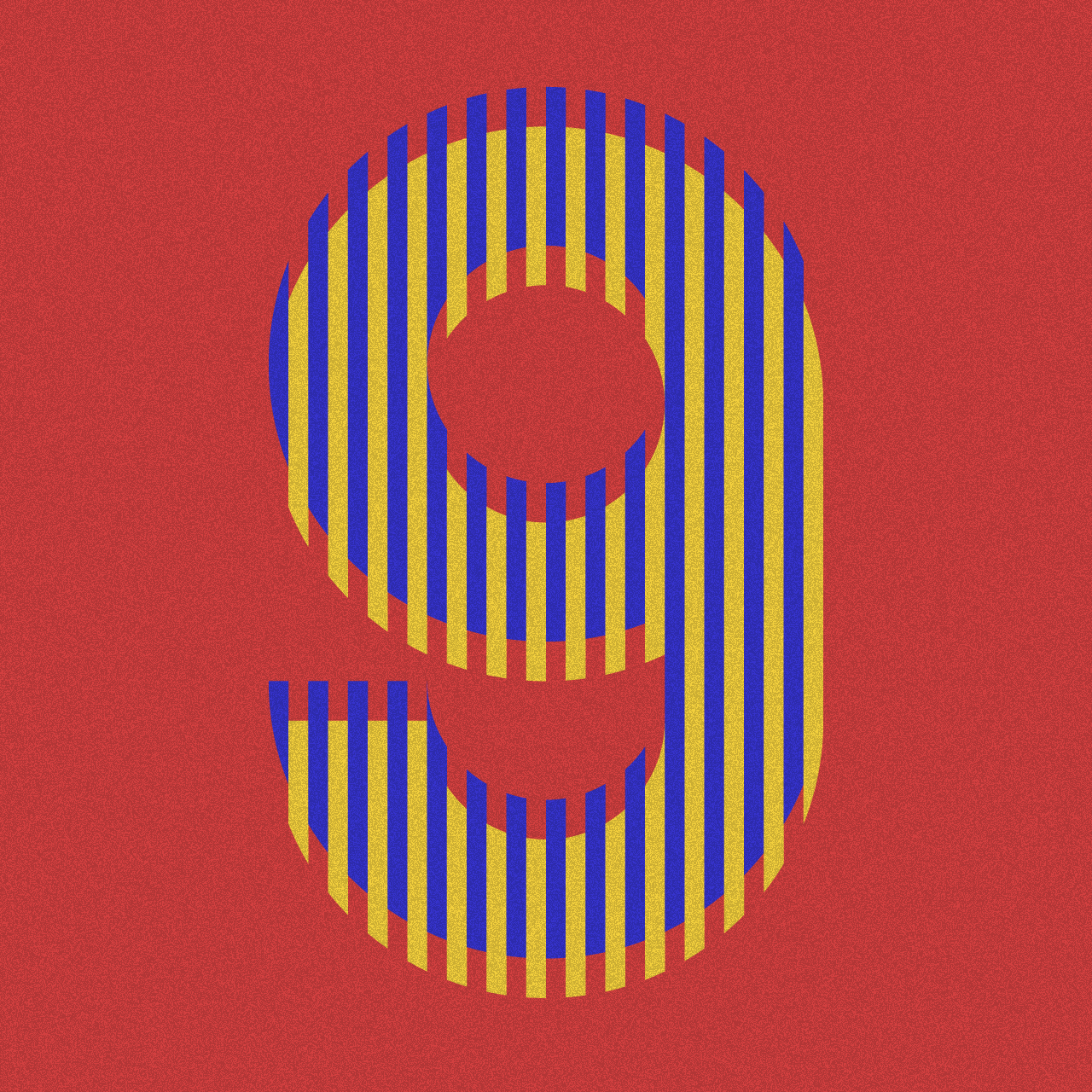 My 9 submission for 36 Days of Type
