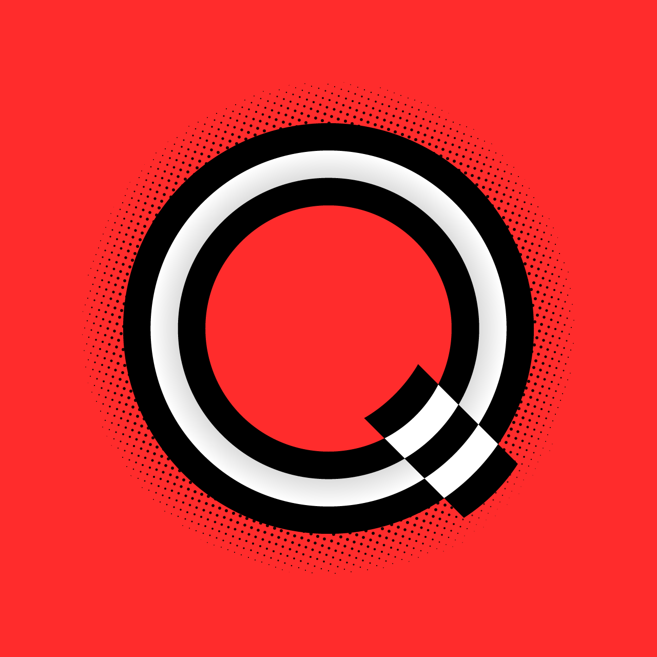 My Q submission for 36 Days of Type