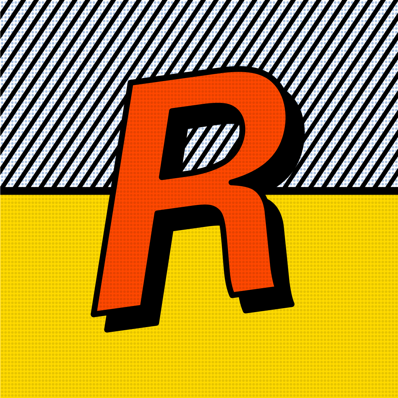 My R submission for 36 Days of Type