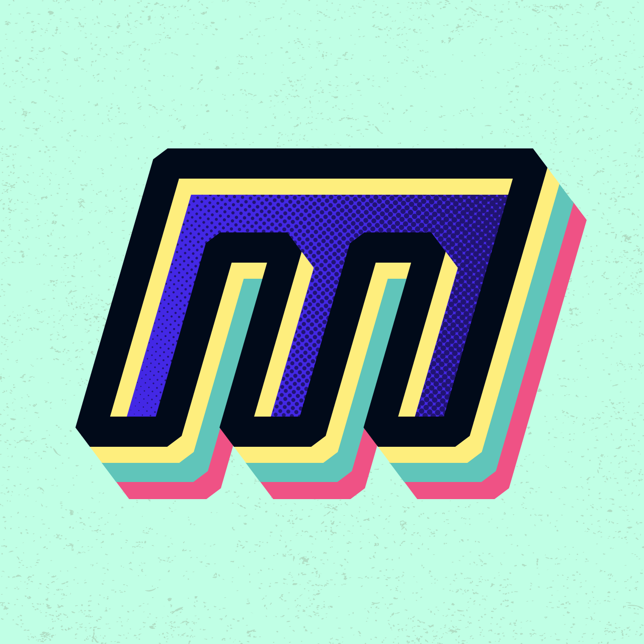 My M submission for 36 Days of Type