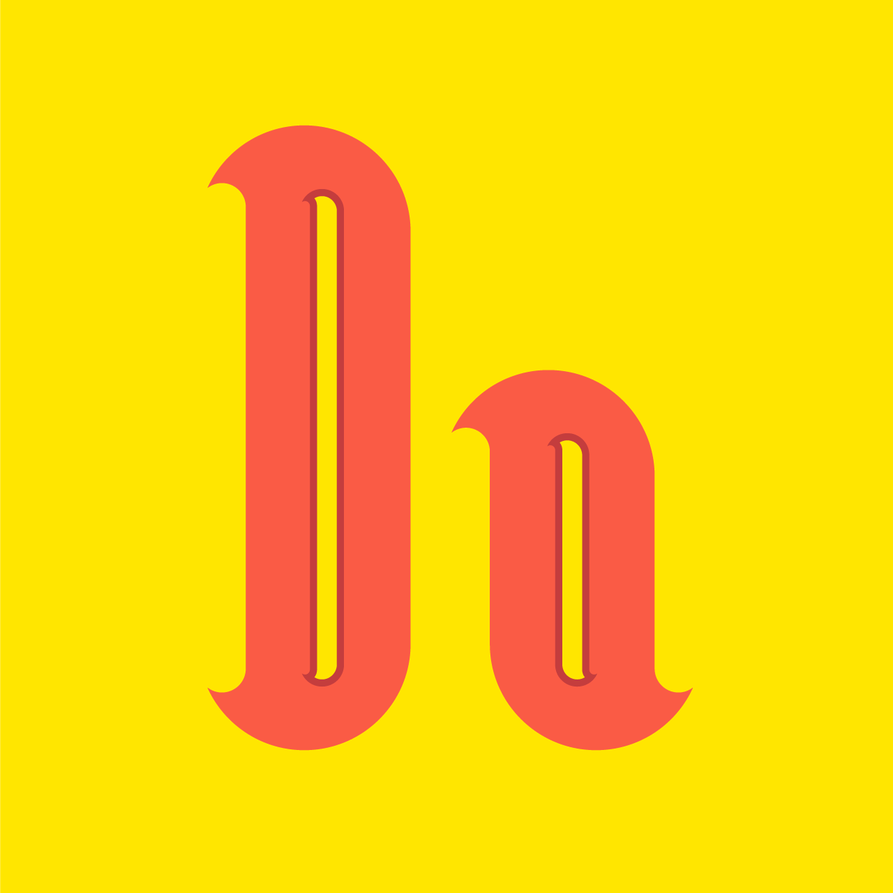 My H submission for 36 Days of Type