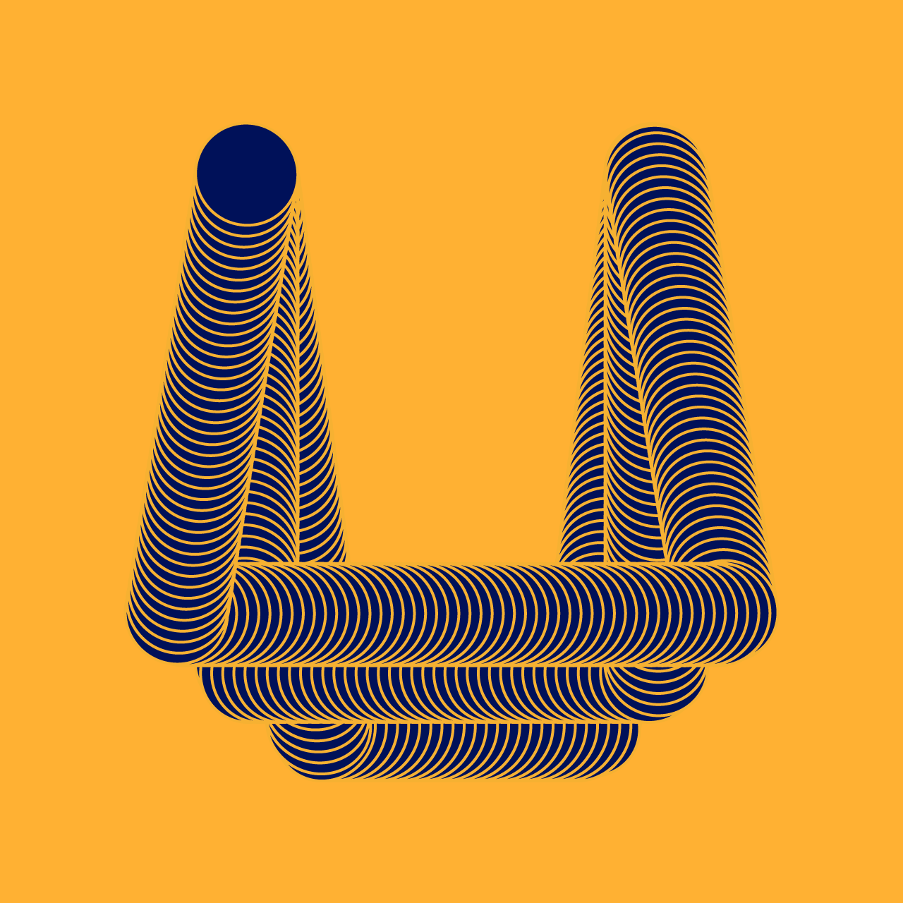 My U submission for 36 Days of Type
