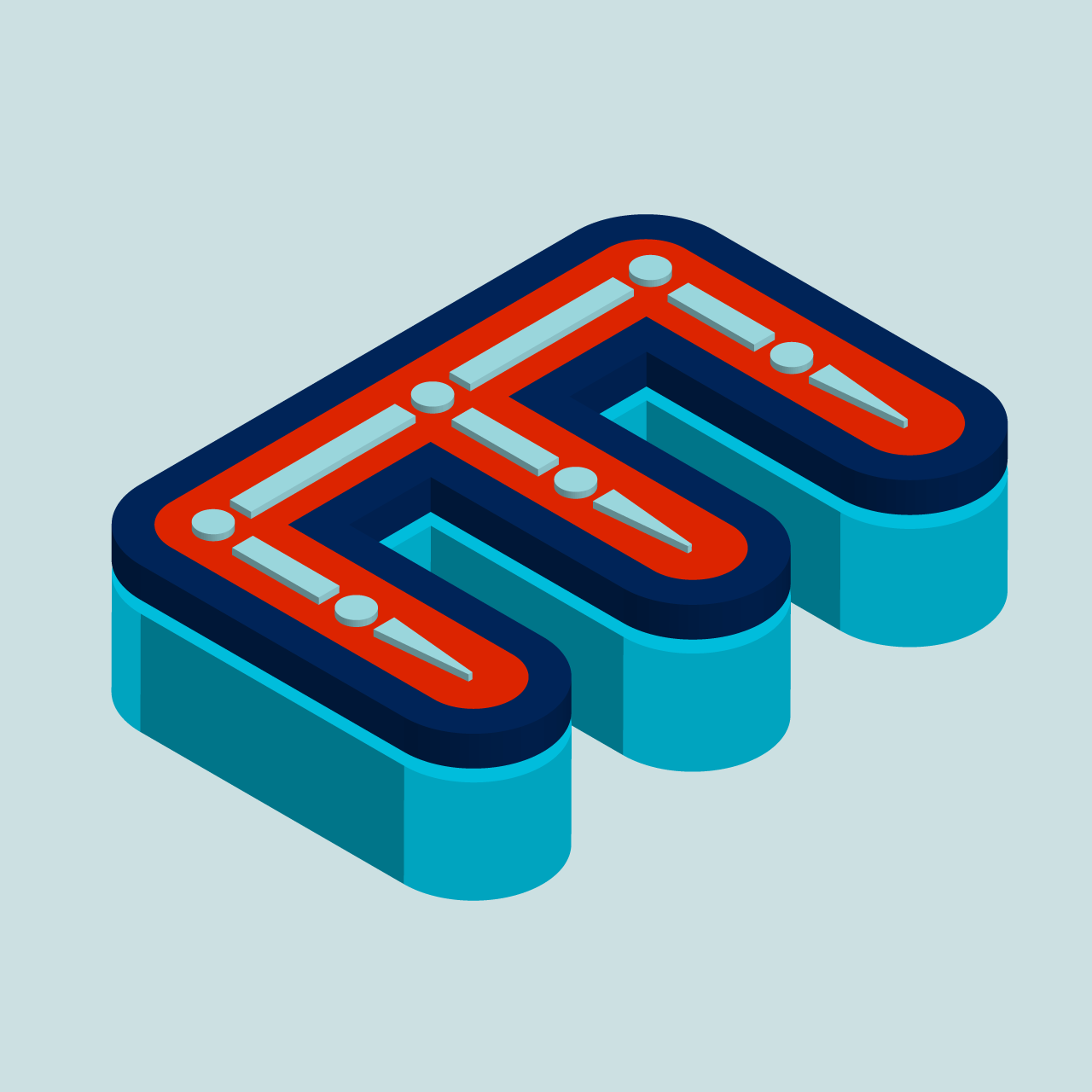 My E submission for 36 Days of Type