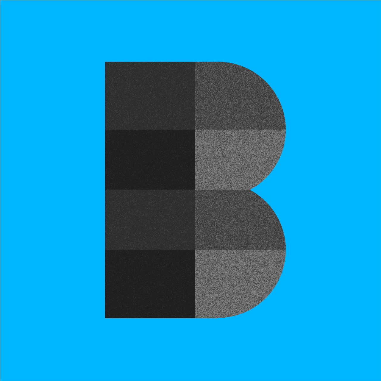 My B submission for 36 Days of Type