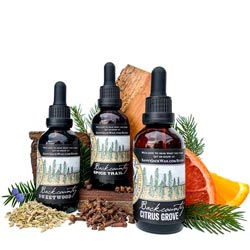 Savvy Jack backcountry beard oil collection. All natural. Handcrafted in the USA.