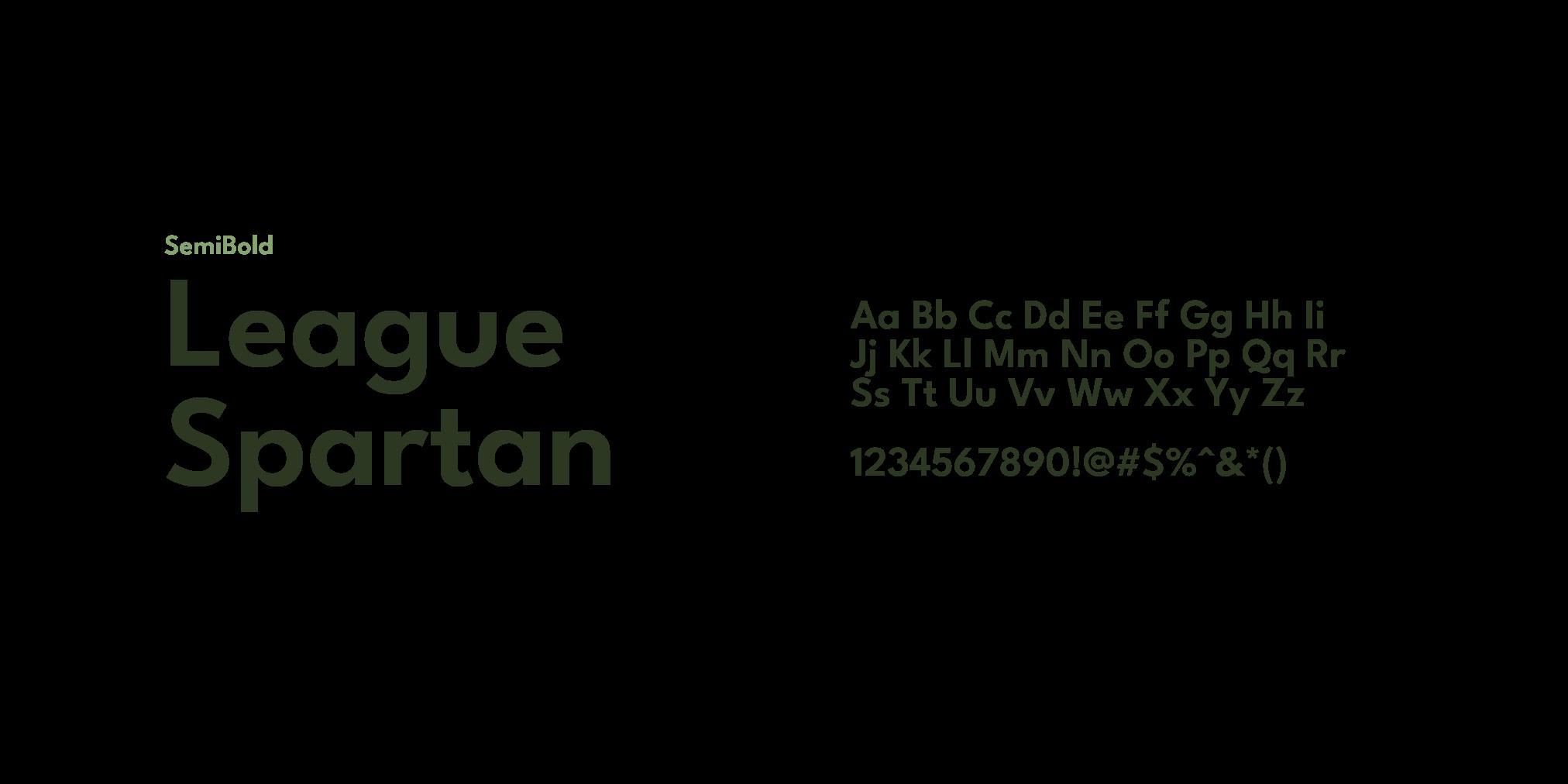 League Spartan