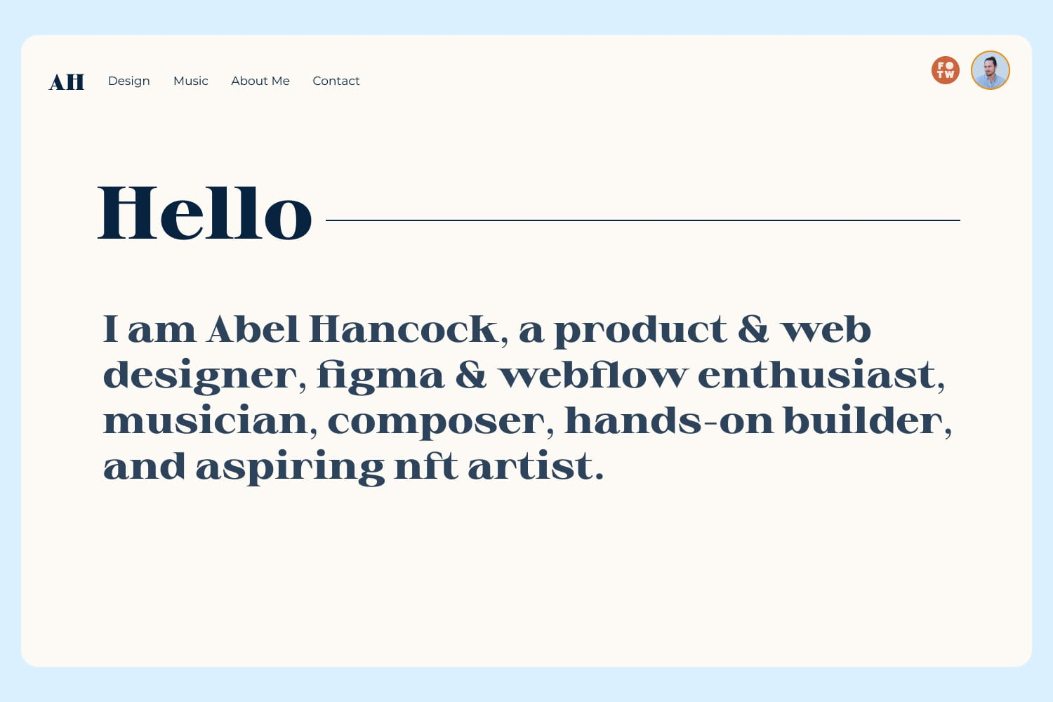 My Website (Cloneable)