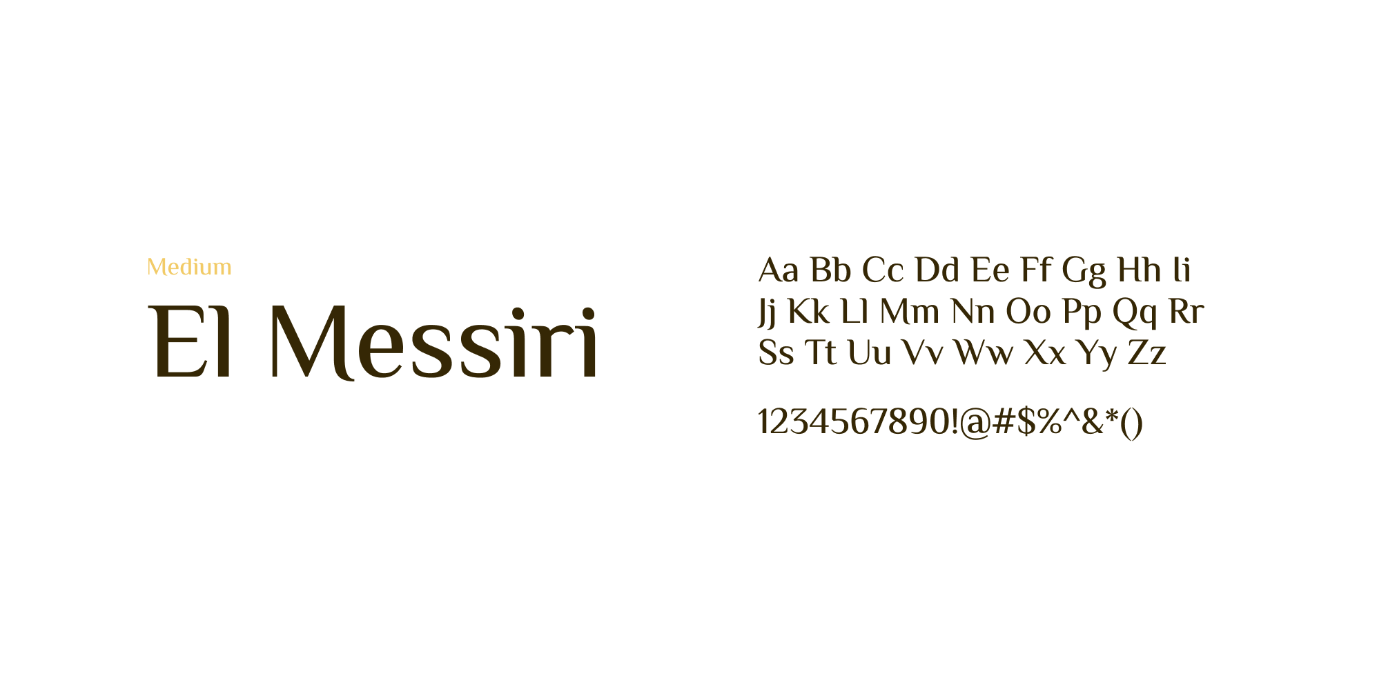El Messiri