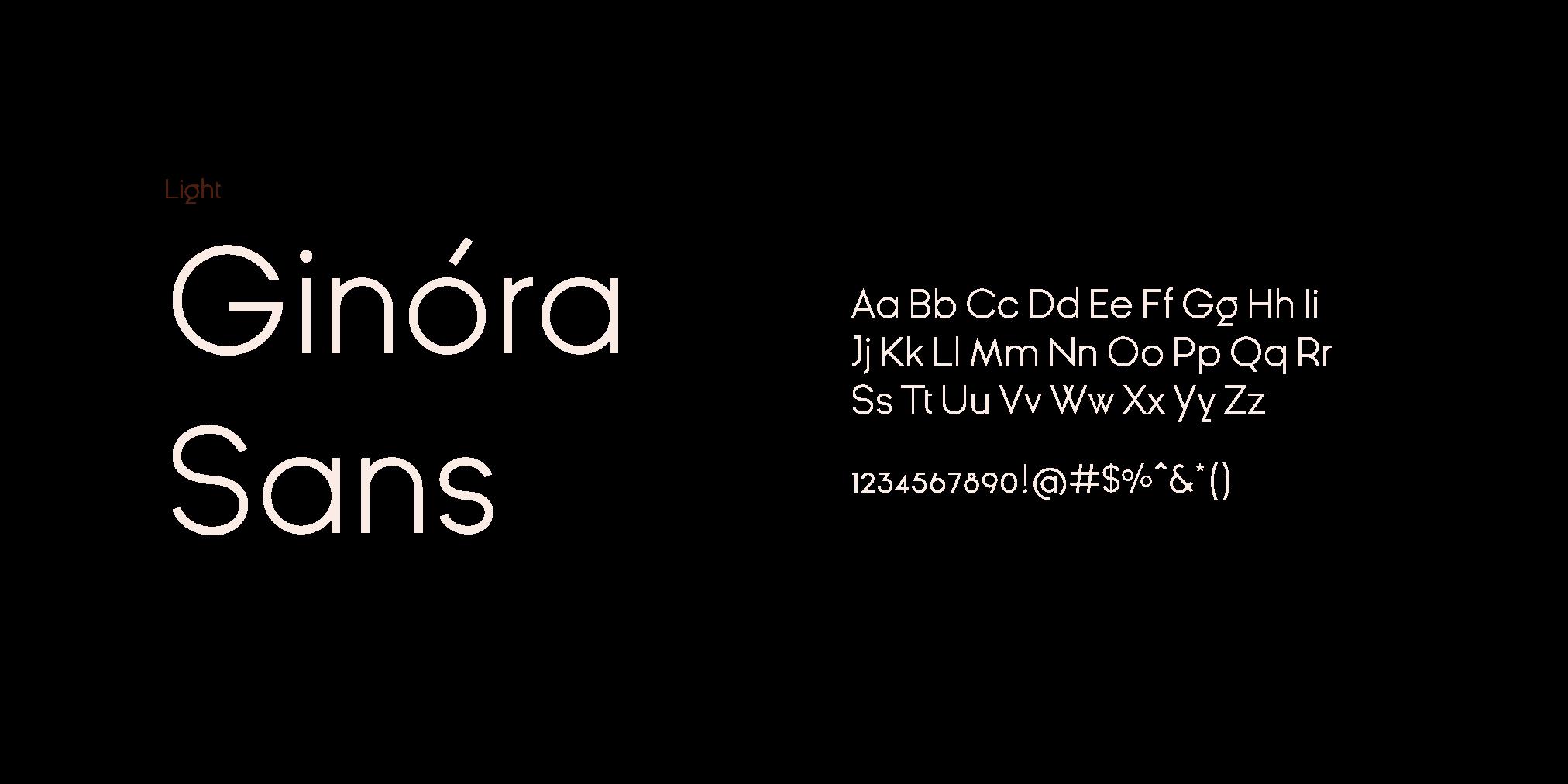 Ginora Sans